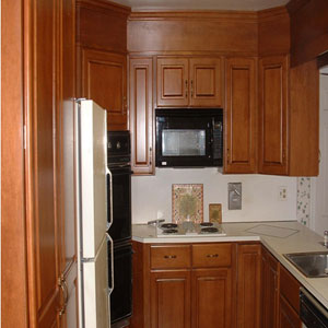 American Cabinet Refinishing And Refacing | Saving On Kitchen Cabinet Costs